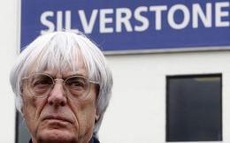 """Ecclestone """"La F1 peut se passer de Grand Prix d'Angleterre"""""""