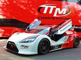 Lamera TTM Compétition: Ford s'implique fortement