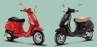Vespa : promotions exceptionnelles sur les Vespa 50 cm3