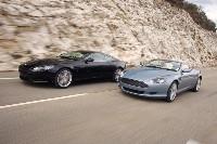 L'Aston Martin DB9 change de freins: merci Caparo!