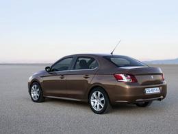 La Peugeot 301, lancée au Moyen-Orient, est en avance sur ses objectifs