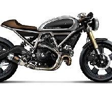 Concept - Ducati: quand la Scrambler inspire le café racer