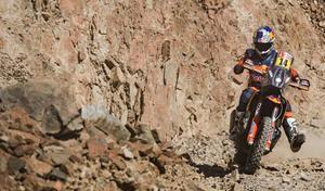 Dakar 2019 - étape 7 : Sam Sunderland out hier et in aujourd'hui