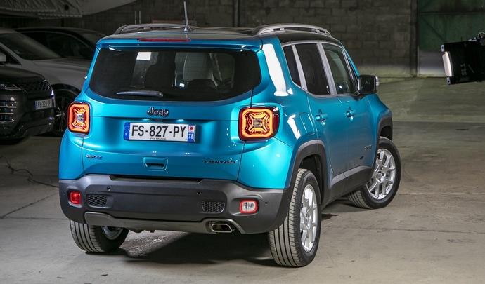 Salon de l'auto Caradisiac 2020 - Le stand Jeep: encore plus branché