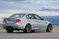 "BMW M3 4 portes restylée + M6 ""Competition package"""
