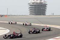 Le Royaume de Bahreïn prolonge son contrat avec la F1
