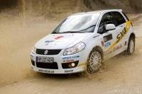 Suzuki SX4 WRC Special Edition : les allemands mieux que les autrichiens ?