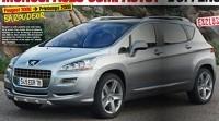 Peugeot 3008: comme ça?