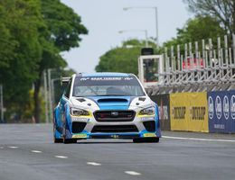 Record du Tourist Trophy : embarquez à bord de la Subaru