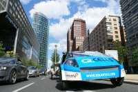 Tour du monde écolo : des nouvelles du Solartaxi !