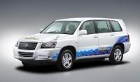 Un premier contrat de location pour le Toyota FCHV-adv à l'hydrogène