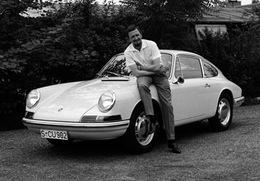 Réponse à la question du jour n°40 : comment s'appelait la toute première Porsche 911 ?