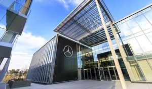 Dieselgate : facture salée pour Mercedes aux USA