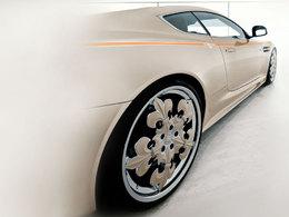 Graf Weckerle Imperialwagen, l'Aston Martin DBS et ses belles chaussettes