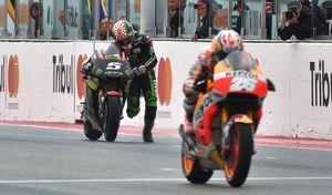 MotoGP: Yamaha responsable de la panne d'essence de Zarco