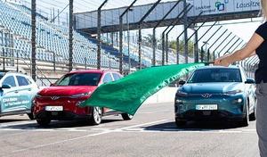 """Hyundai Kona électrique : autonomie record, mais en test """"laboratoire"""""""