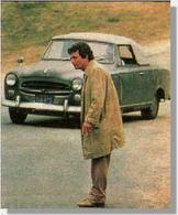 Réponse à la question n°41 : Qui choisit la 403 Cabriolet de l'inspecteur Columbo ?