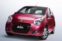 Mondial de Paris 2008 : la nouvelle Suzuki Alto