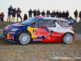 WRC Monte Carlo 2012 : Loeb, le retour du prince