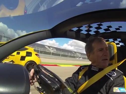 Jean Ragnotti en Renault Twizy F1 : ça doit changer de la Clio Maxi