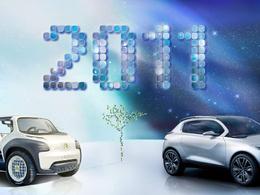 (Actu de l'éco #33) PSA a vendu 3,6 millions de véhicules en 2010...