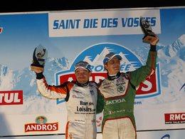Trophée Andros/Saint-Dié-des-Vosges - Rivière et Prost prennent la tête...