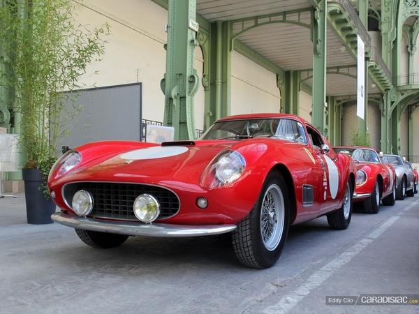 Photos du jour : Ferrari 250 TDF (Tour Auto)