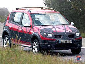 SUV Dacia : c'est lui !