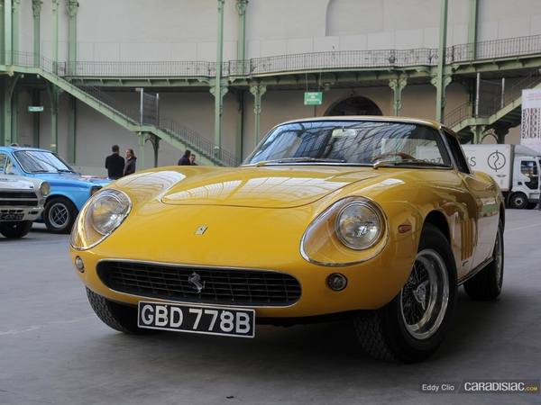 Photos du jour : Ferrari 275 GTB (Tour Auto)