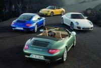 Porsche 911 type 997 Phase 2 : officielles !