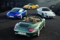 Porsche 911 type 997 Phase 2 : officielles !