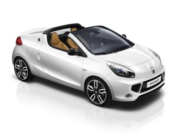 La Renault Wind ne sera pas remplacée