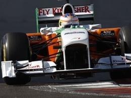 Force India débutera avec la VJM03