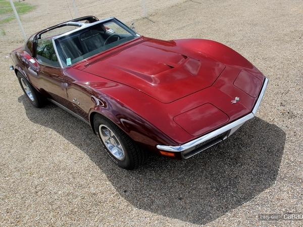 Photos du jour : Corvette C3 Stingray (Cars & Coffee Paris)