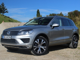 volkswagen touareg essais fiabilit avis photos vid os. Black Bedroom Furniture Sets. Home Design Ideas