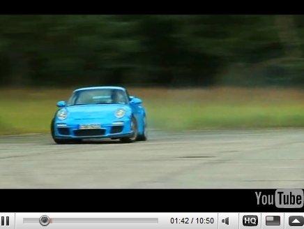 [vidéo] la Porsche 911 GT3 dans ses oeuvres