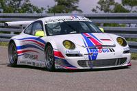 Trio Porsche/BMS/Collard en GT FIA