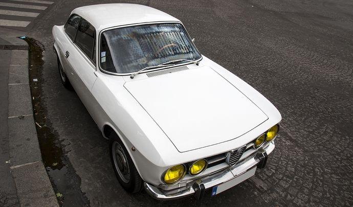 Photos du jour : Alfa Romeo 1750