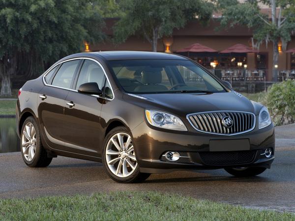 Détroit 2011 : la Buick Verano est officielle