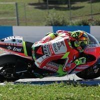 Moto GP - Ducati: Valentino Rossi et la GP12 ont fait connaissance à Jerez