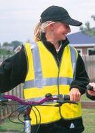 Vélo : distribution gratuite de gilets de sécurité aujourd'hui