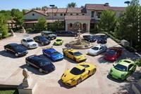 Voilà LE garage de rêve !