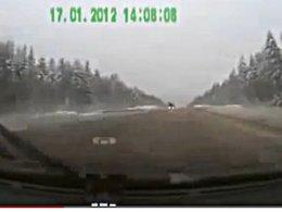 [vidéo] Le miraculé du jour est russe