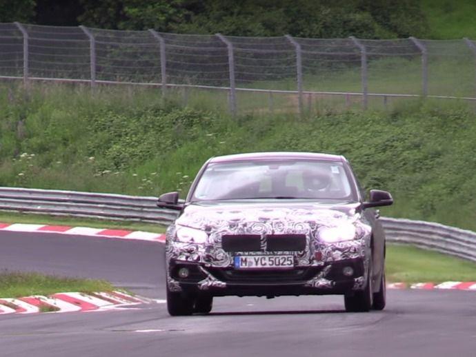 Scoop : la future BMW Série 2 Gran Coupé sort du bois
