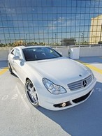 Mercedes CLS American Custom : de faux airs de coupé..