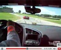 Vidéo : une Audi R8 fait le mur