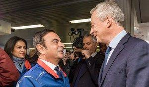 Renault: Ghosn sera bientôt remplacé