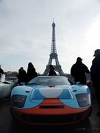 Photo du jour : Ford GT 40