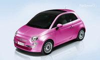 Fiat 500 So Pink : série limitée en ligne