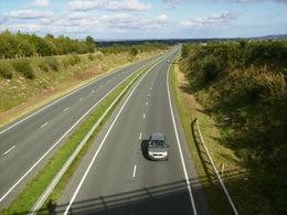 115 km à contre-sens sur l'A64 avant de percuter 2 autos de la Gendarmerie